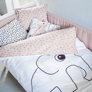 Linge de lit pour enfant avec éléphant - Done by Deer