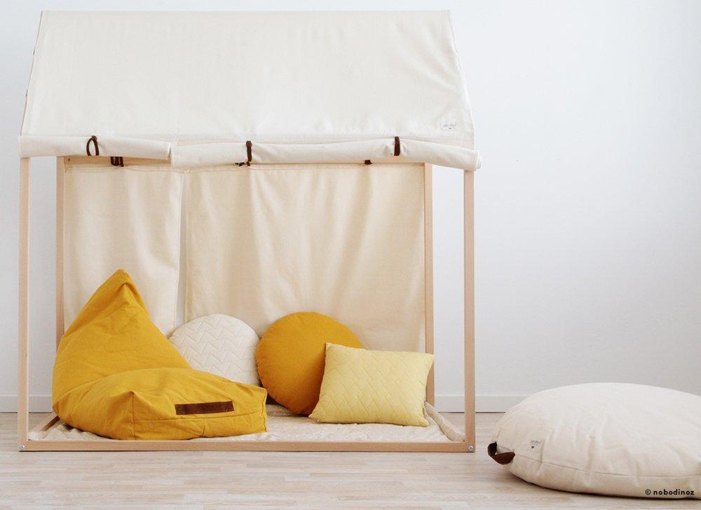 Tente et coussin pour jeunes et bébés - Nobodinoz