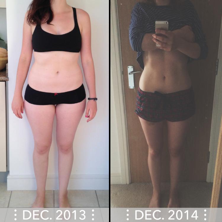 fitness progress one year oh no rachio