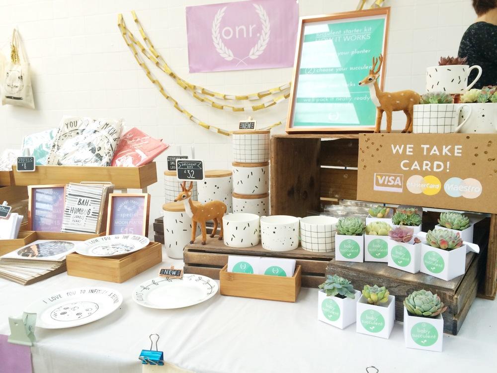Onr biz craft fair prep oh no rachio for Iowa largest craft show