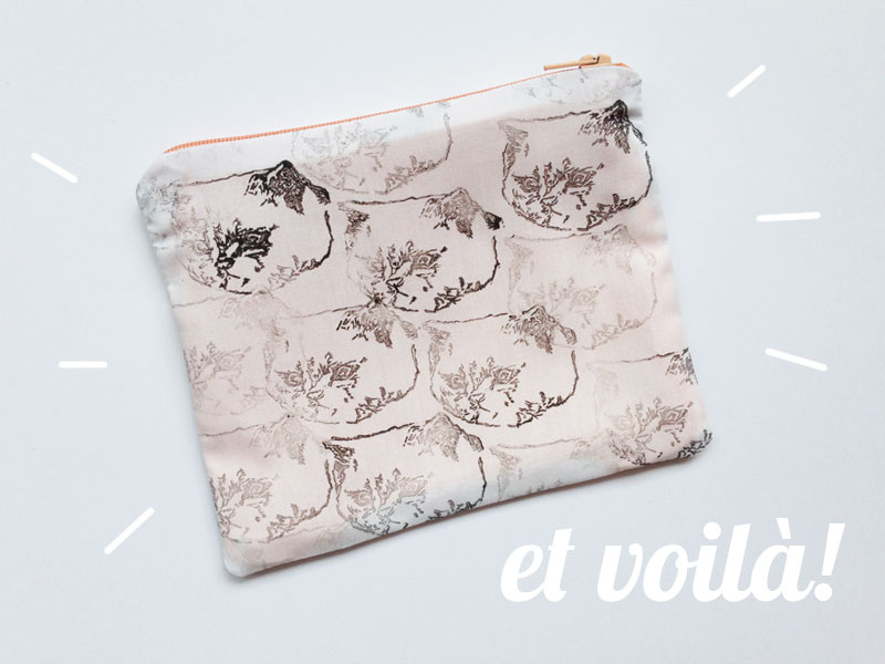 onr. zipper pouch tutorial