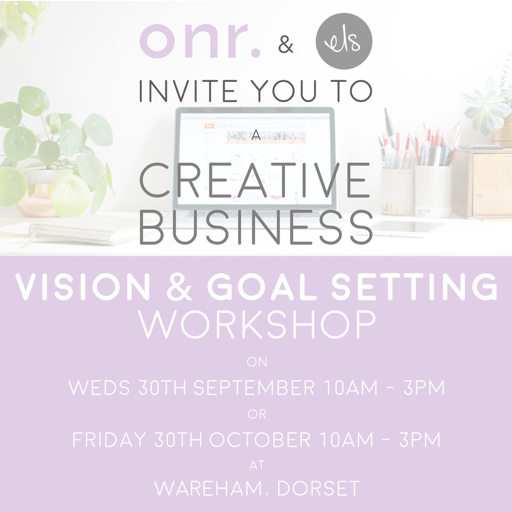 onr. x Els Pontin creative business workshops