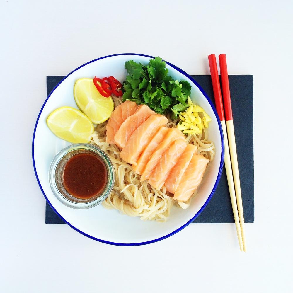 ohnorachio // sayonara - sashimi treats