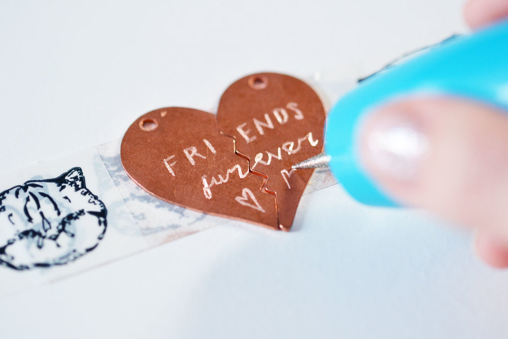 ohnorachio.com // DIY BFF Pet Collars by Hello Harriet