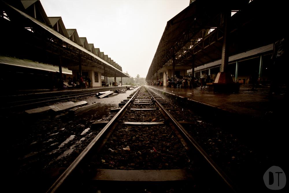 Yangon Railway Station.