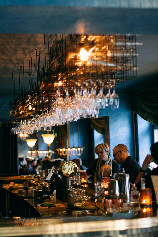 The Hotel Lobby Bar.