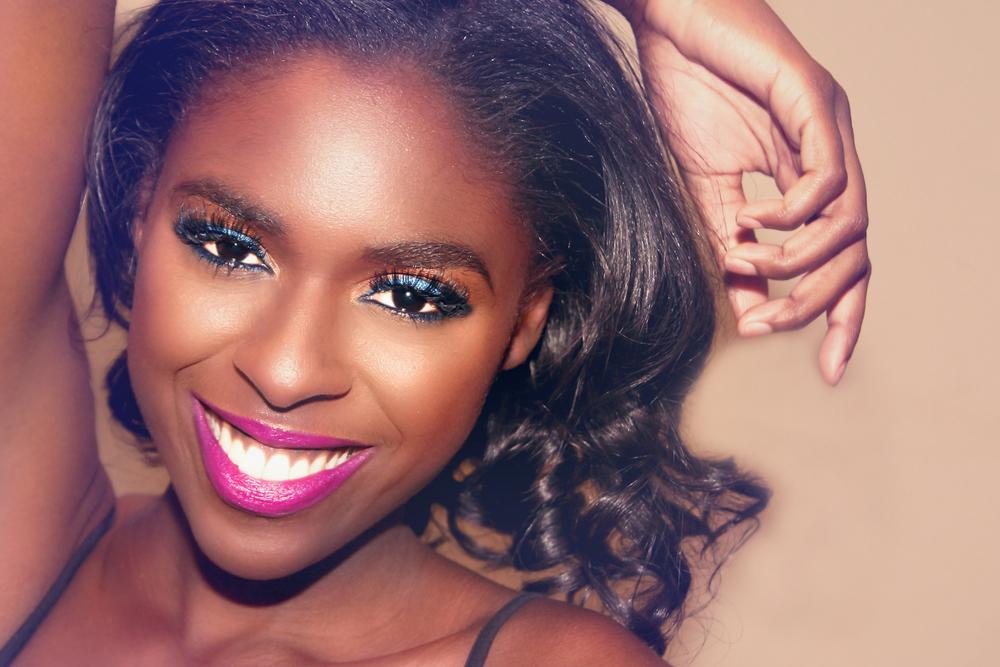 Tymia Yvette | Baltimore Makeup Artist | Commercial Print