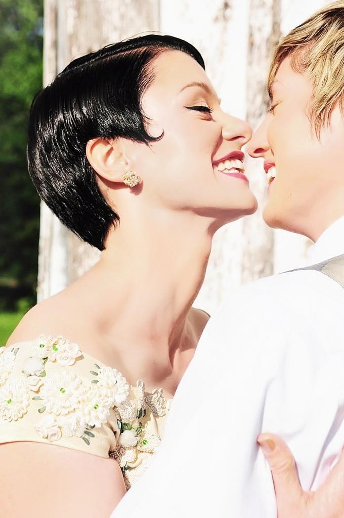 Same Sex Weddings | Tymia Yvette | Bridal Makeup