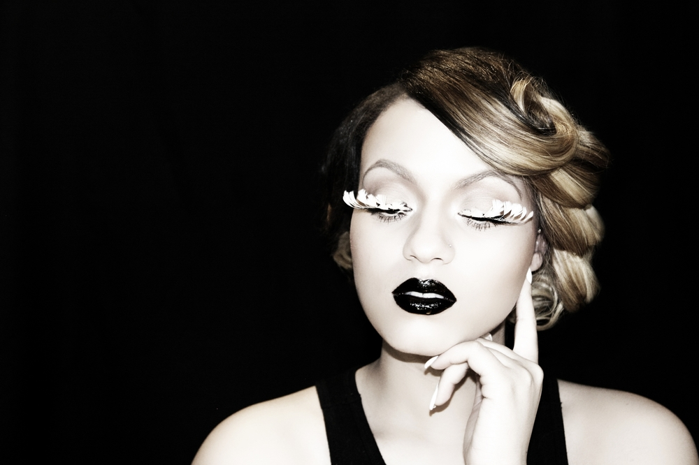 Print Photoshoot | Editorial Makeup Artist | Tymia Yvette