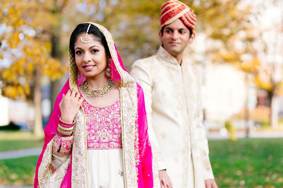 Tymia Yvette | Indian Bridal Makeup Artist | Baltimore Maryland