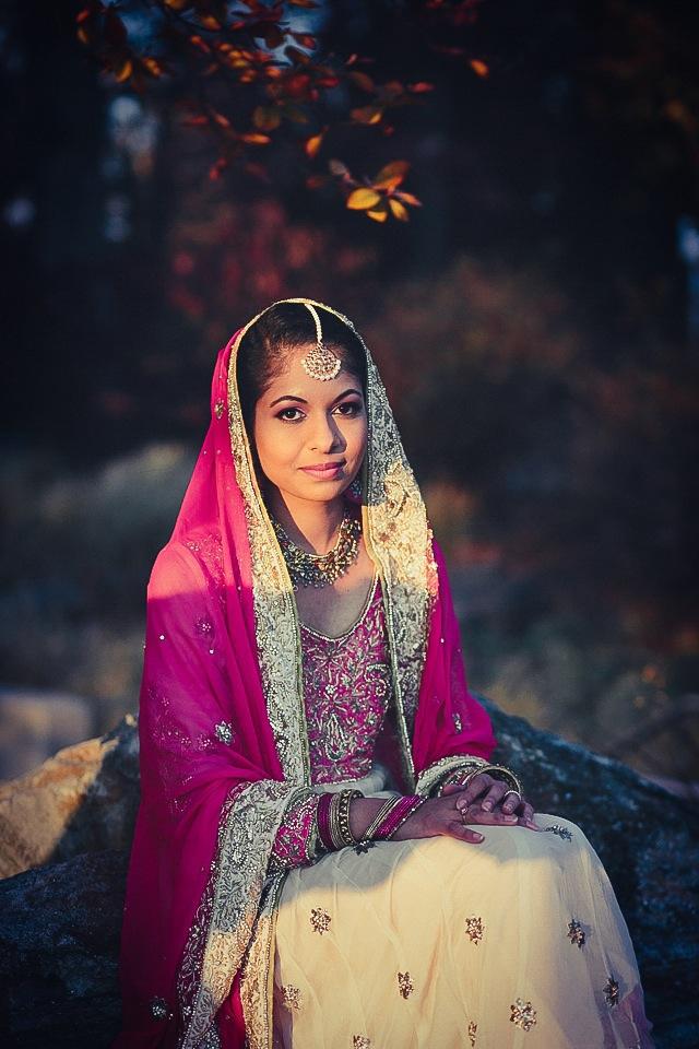 Indian Bridal Makeup | Maryland DC Virginia | Tymia Yvette