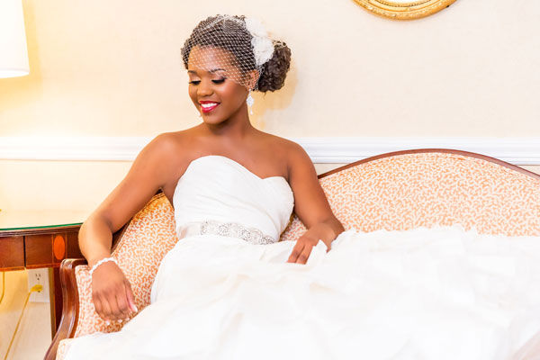 Northern Virginia Makeup Artist | Bridal Services | Tymia Yvette