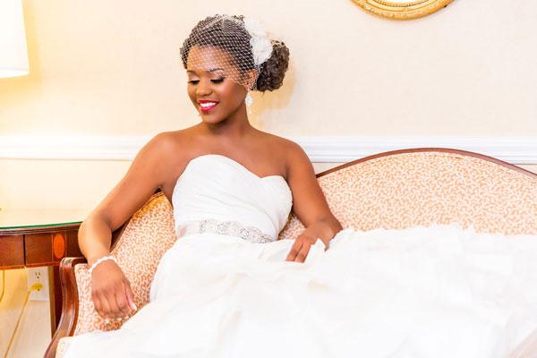 Northern Virginia Makeup Artist | Bridal Services | Tymia Yvette