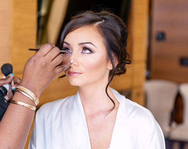 Bridal Makeup Looks | Airbrush Makeup | Tymia Yvette