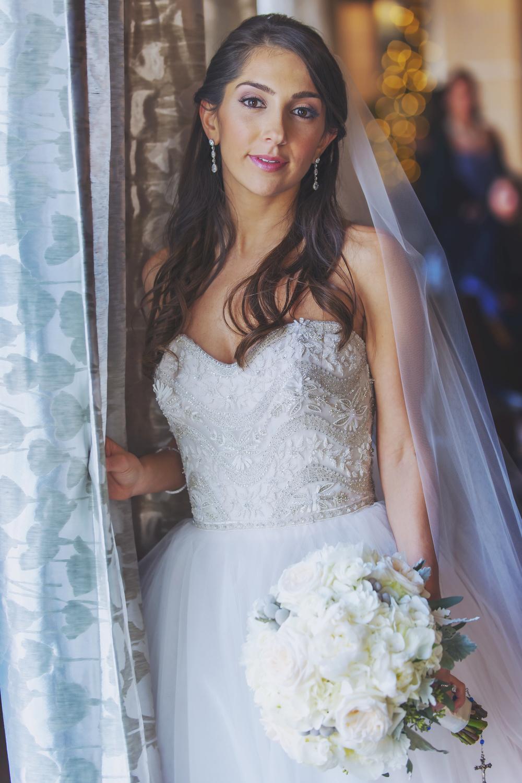 Annapolis Bridal | Wedding Makeup Artist | Tymia Yvette