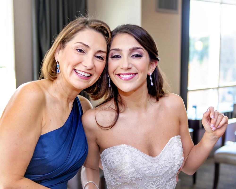 Tymia Yvette | The Cloisters Baltimore Weddings | Bridal Makeup Artist