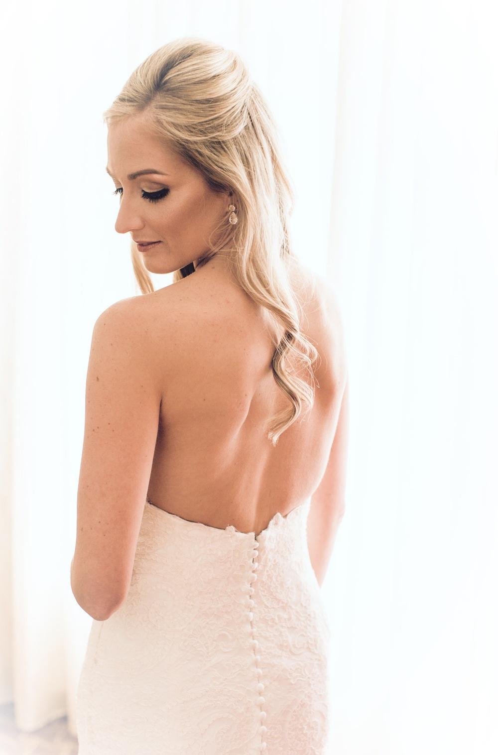 Baltimore Harbor East Weddings | Makeup for Bridal | Tymia Yvette