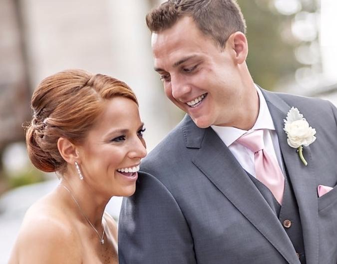 Downtown Baltimore | Wedding Makeup Services | Tymia Yvette