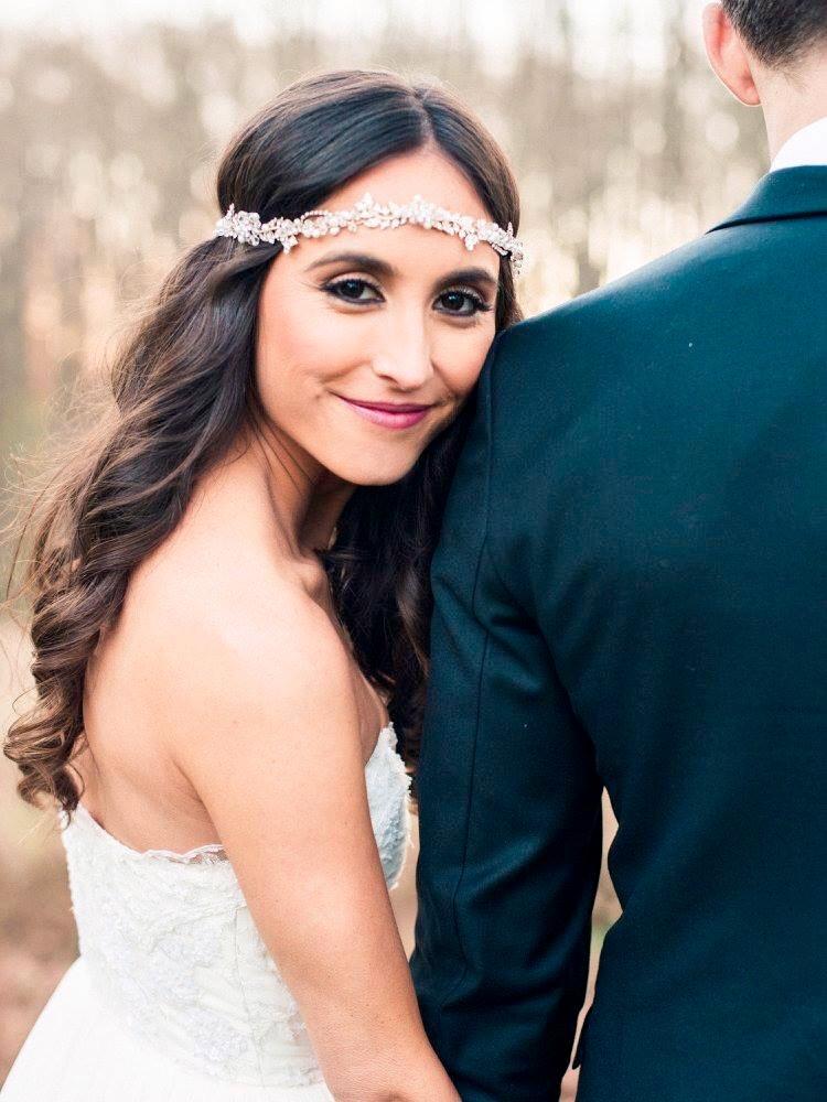 Washington DC Weddings | Wedding Makeup | Tymia Yvette