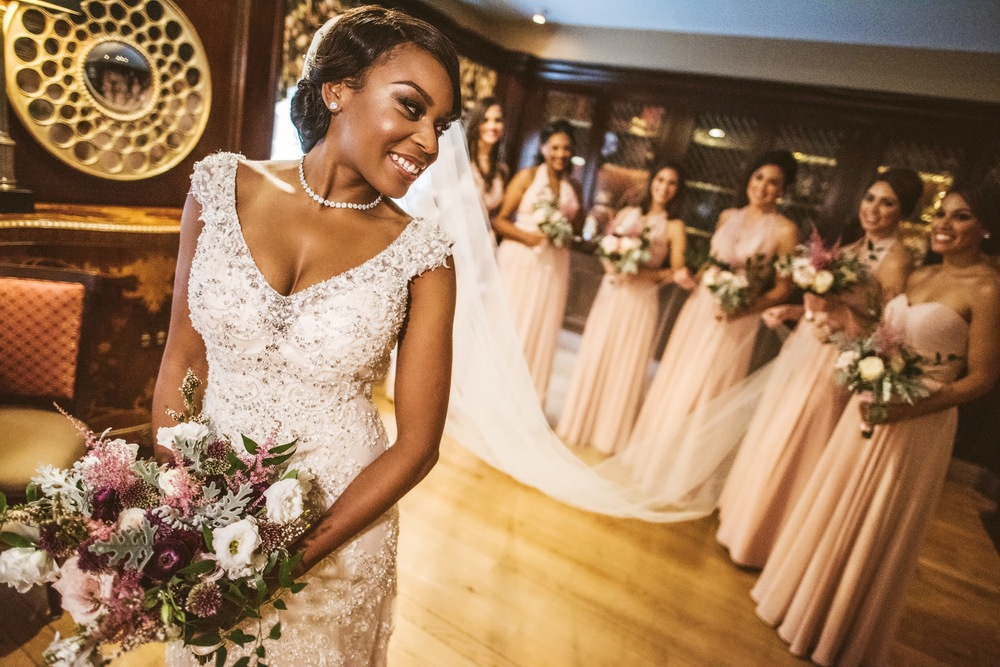 Baltimore Bride Magazine |Tymia Yvette | Published Makeup Artist