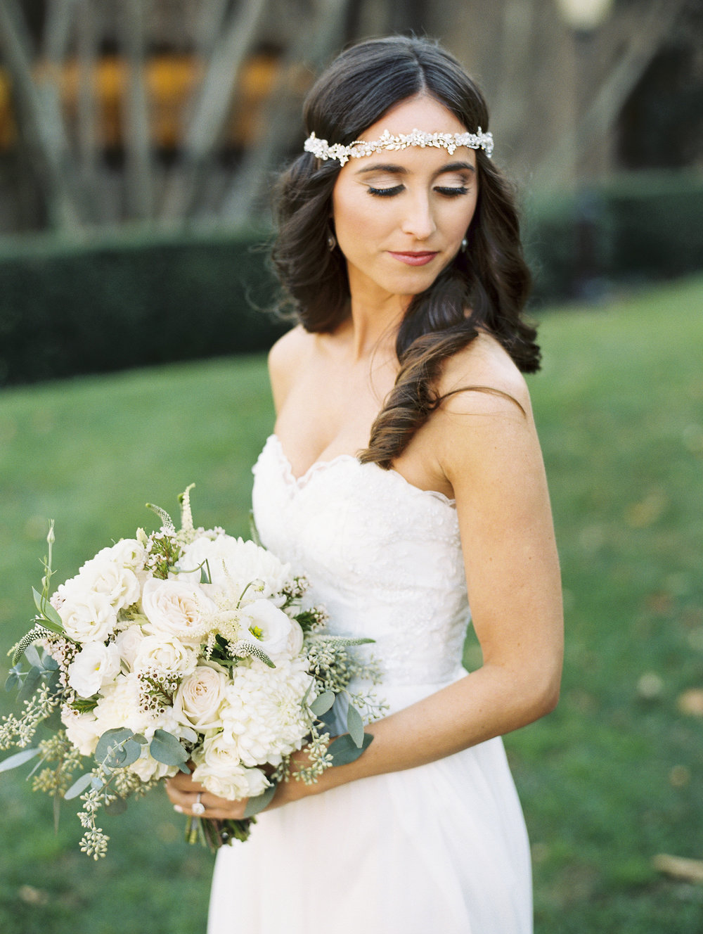 Tymia Yvette |Bridal Airbrush Makeup | DC Weddings