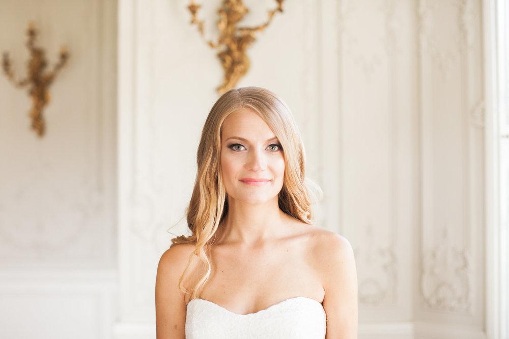 Baltimore Maryland Weddings | Bridal Makeup Artist | Tymia Yvette