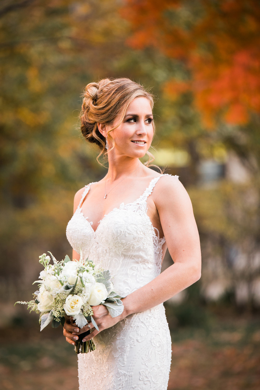 Baltimore Weddings | Bridal Makeup Looks | Tymia Yvette