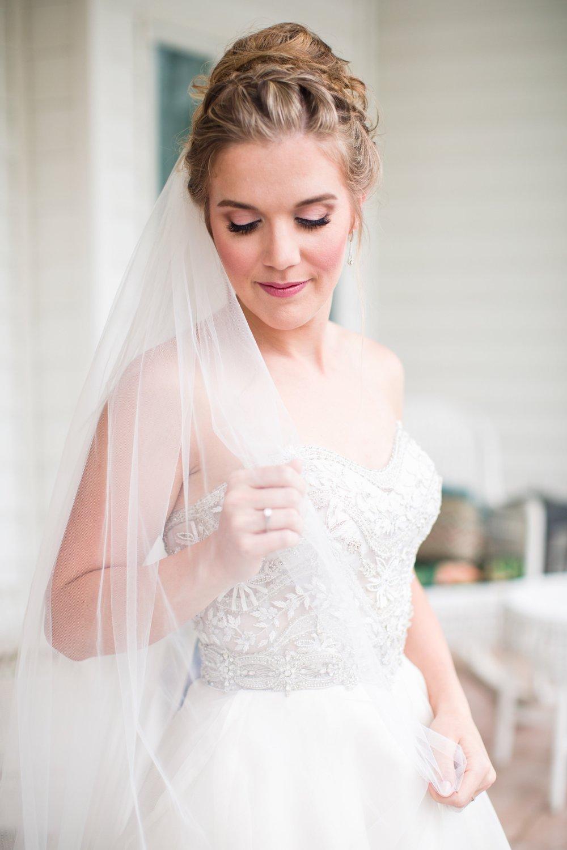 Bridal Makeup | Tymia Yvette