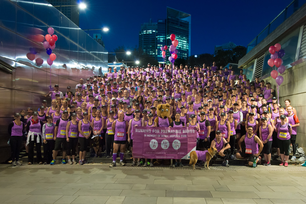 Join us and you could be running with some of these fantastic people.