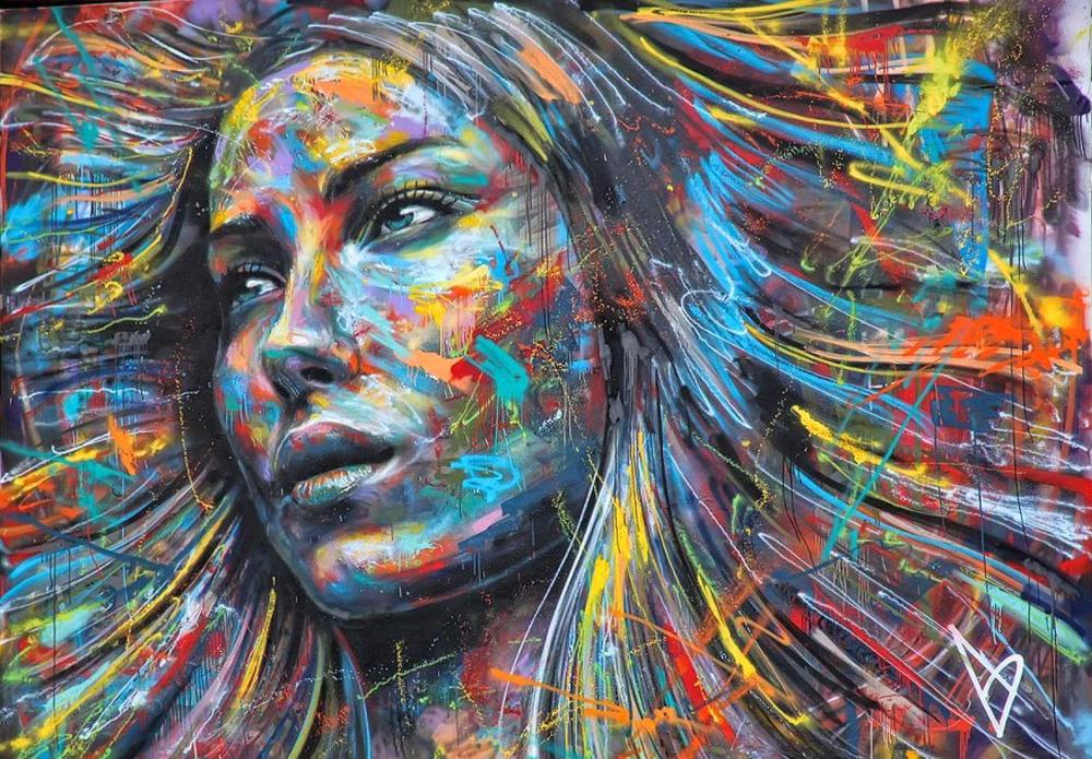 Street Art, David Walker - Picture by Jun Tuazon