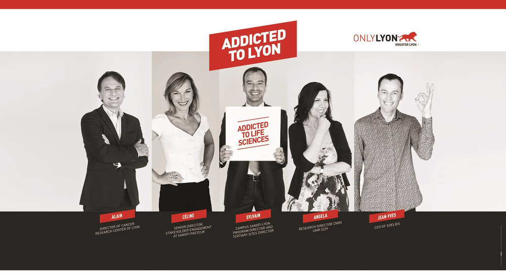 ONLY LYON CAMPAIGN, 2014