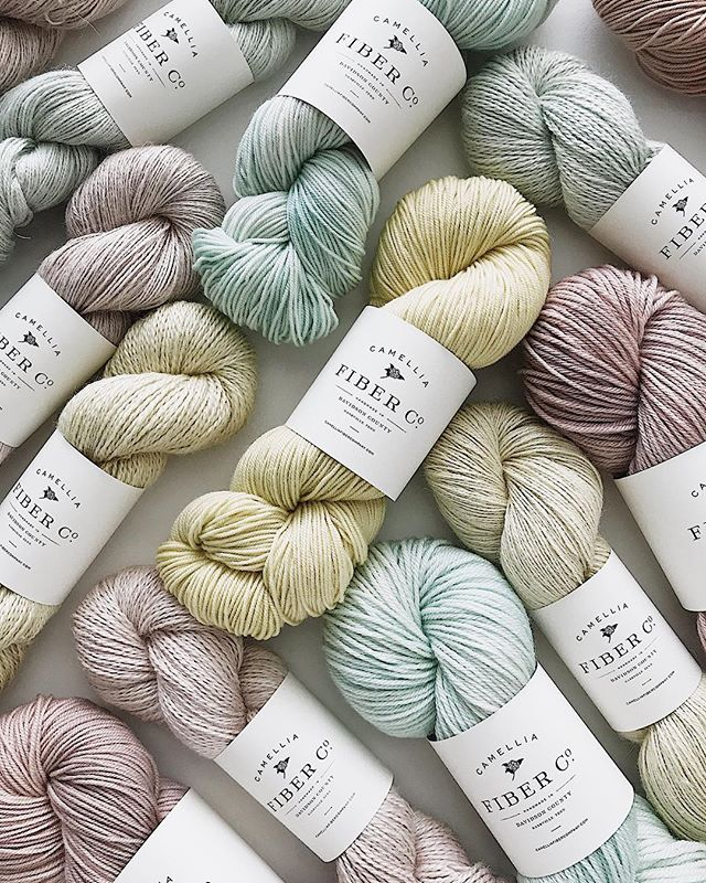 Summer is officially here, and so is our 2018 summer color line! Pulling inspiration from our favorite shorelines, we designed this collection to evoke long, languid days in vacation mode: whether your on holiday or lounging in your living room! These colors are only available through September, so make sure you get the correct amount for your project! • • • • • #camelliafibercompany #knitting #knit #knittersofinstagram #вязание #knitstagram #вяжутнетолькобабушки #instaknit #yarn #knitting_inspiration #knittingaddict #knitwear #вяжу #i_loveknitting #вязаниеспицами #вязаниеназаказ #crochet #iloveknitting #knittinglove #knitted #вяжуназаказ #crocheting #yarnlove #handknit #strikking #пряжа #örgü #ручнаяработа #wool #knitter