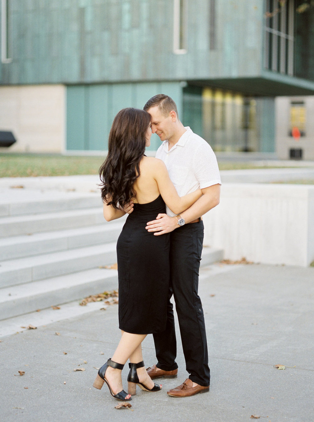 columbus ohio wedding photographer columbus museum of art