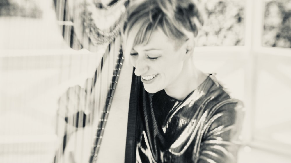 Jemima Phillips Harpist Profile