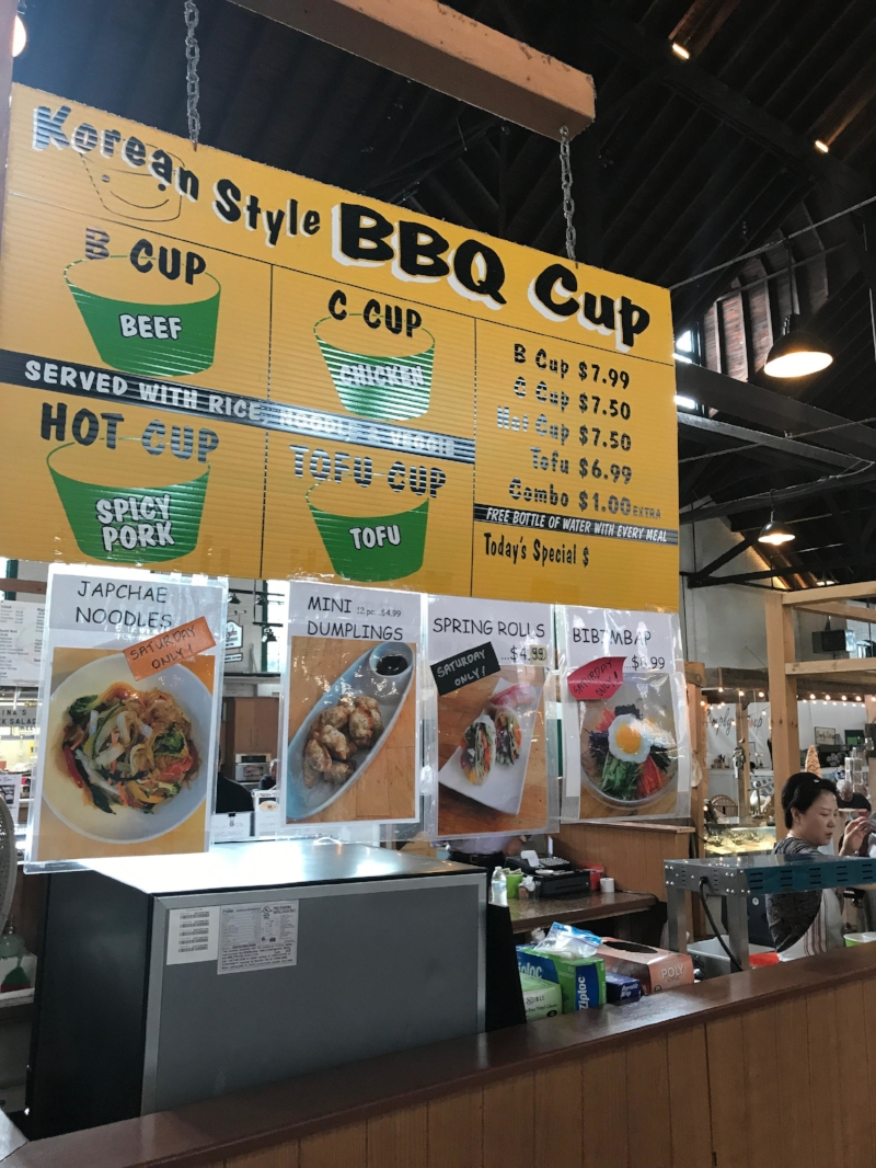 Bbq Cup Central Market House