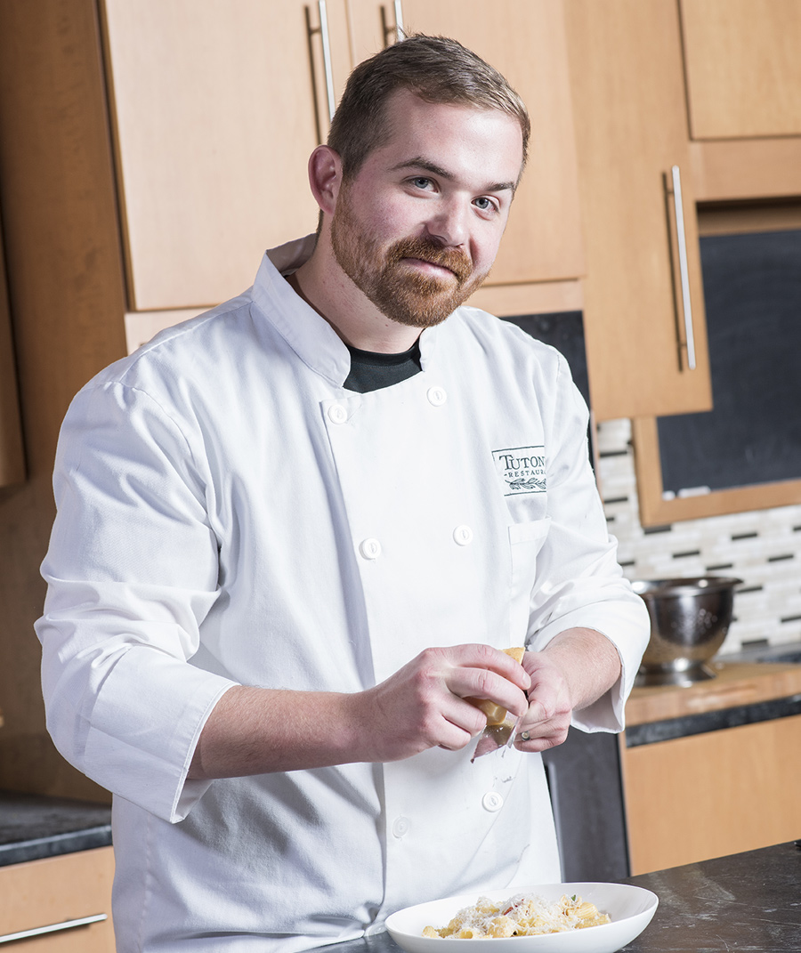 Chef Taylor Davis: Fueling the Cuisine of York, PA - October 19, 2017 | YRK Magazine