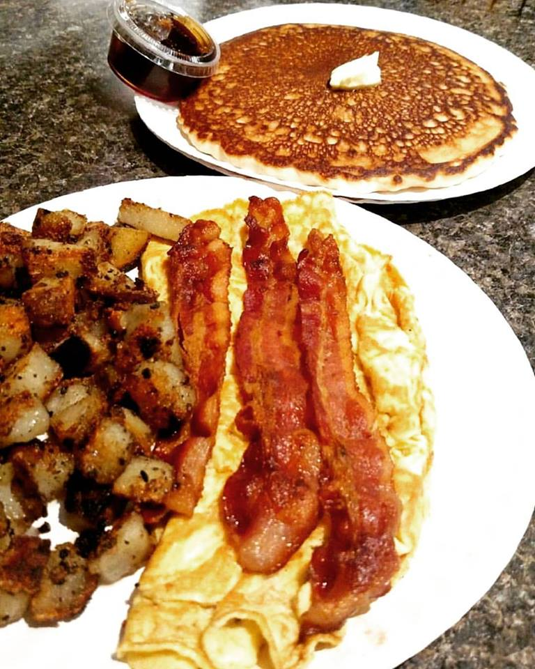 Pepper's Grille - No better way to warm up then to start your day with a hot breakfast! See their menu for all their offerings!