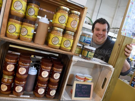 You'll be 'Goin' Nuts' for these peanut butter sandwiches at York's Central Market - November 11, 2017 | York Daily Record
