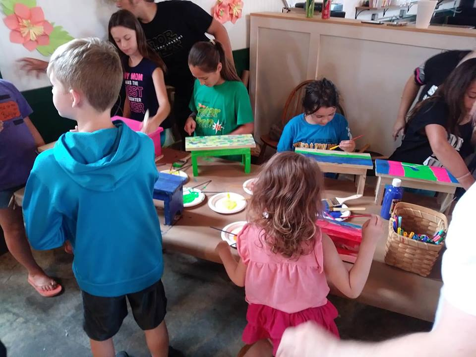 Free Kids Crafts The Market Central Market House