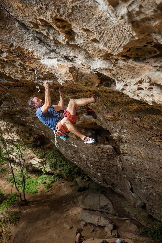 """Where's the Beef?""  Climber: Dan Brayack"