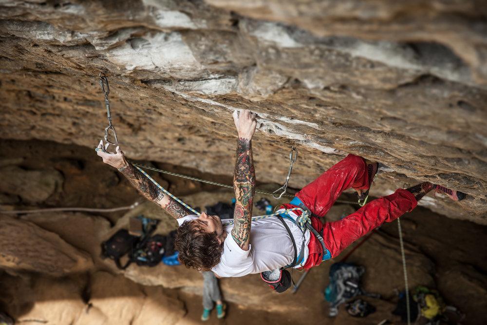 """Bettavul Pipeline""  Climber: Lorenzo Russo"
