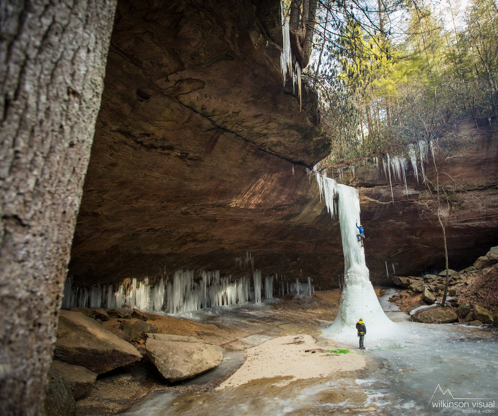 Copperas Falls