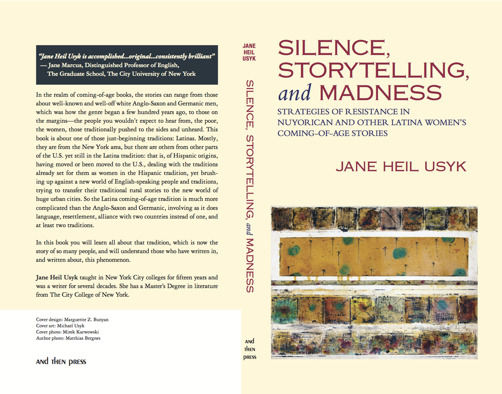 """Silence, Storytelling, and Madness"" by Jane Heil Usyk"