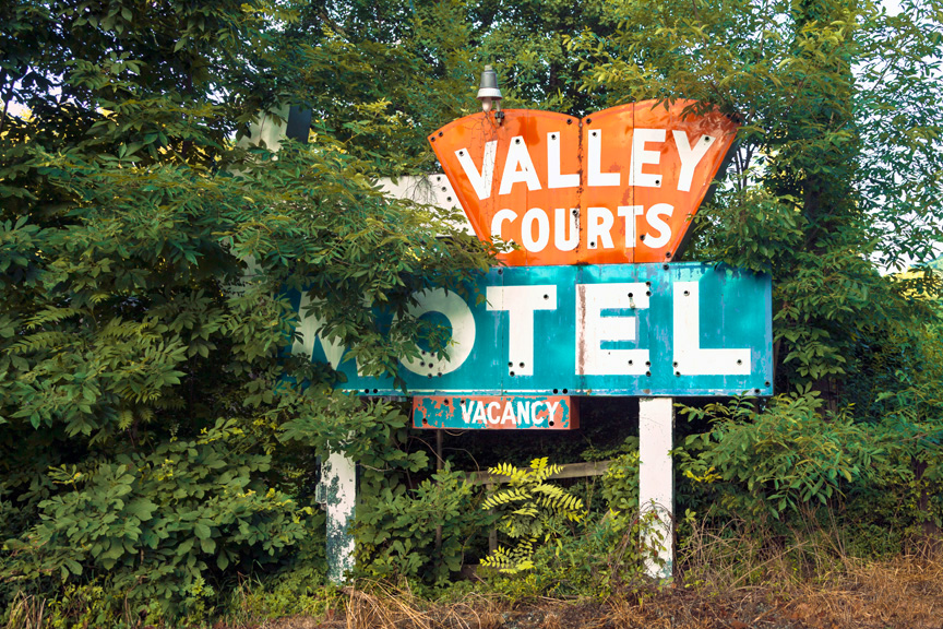 Valley Courts Motel - Tryon, North Carolina
