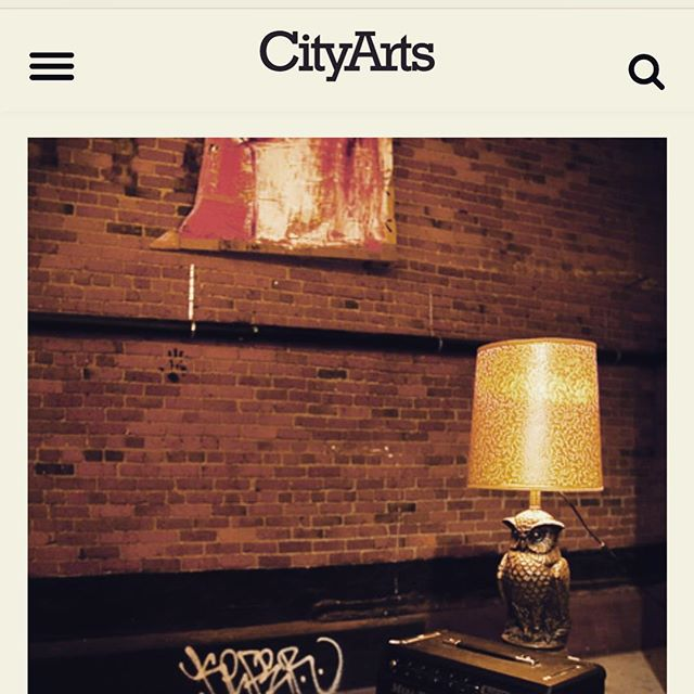 Were so sad to see the end of an era with the news that @city_arts_magazine will be ceasing publication. . The void left by this news will be noticed. You are loved. You will be missed. . https://www.cityartsmagazine.com/end-of-an-era/