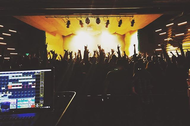 @redfangband last night was just ridiculous. #moremetal . . . 📷: @akaegger