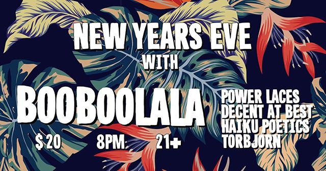 We hope everyone had a great Christmas. Now it's time to start solidifying your New Years plans... how about a hell of a party at @almamatertacoma? . . #newyearseve #tacoma #almamatertacoma #livemusic #drinkup #toast #goodbye2018 #hello2019 #tacomabands #golocal