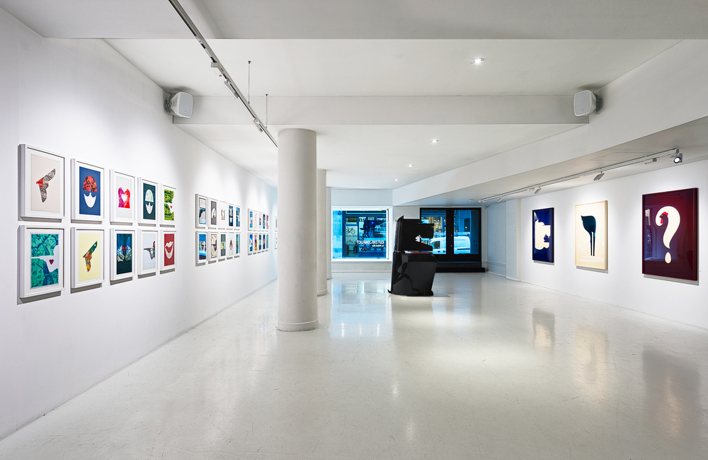 Exhibition Photograph. 2013.
