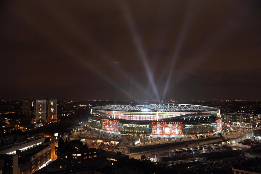 Stadium by Night