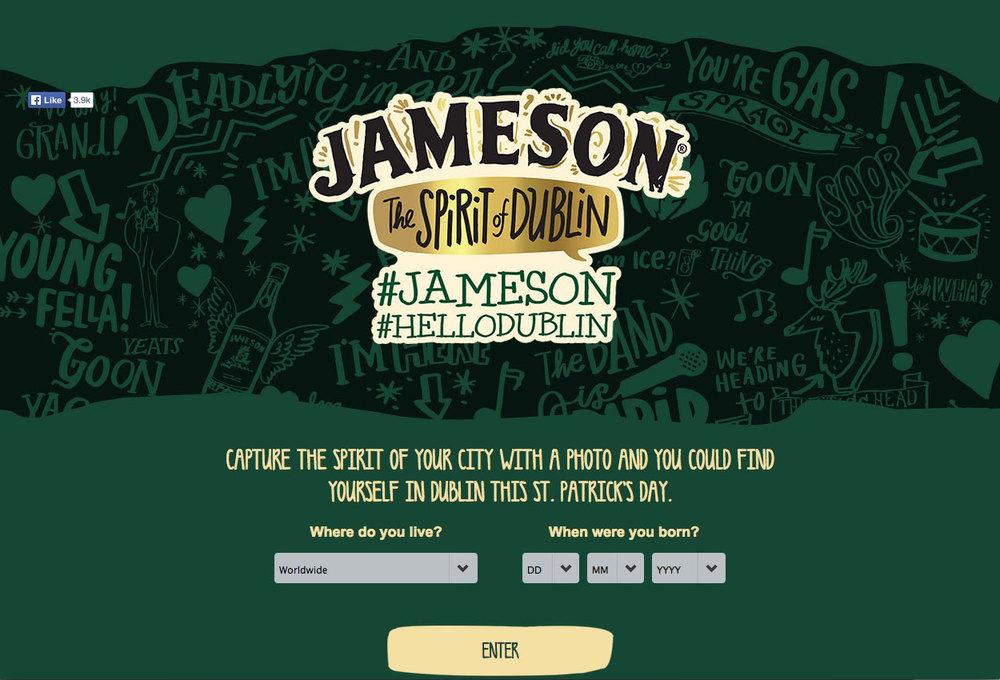 hellodublin.jamesonwhiskey.com